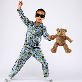 Sleep Tight: Boys' Pajamas