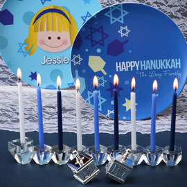 Happy Hanukkah: Entertaining Essentials