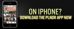 Download the PLNDR iPhone app.
