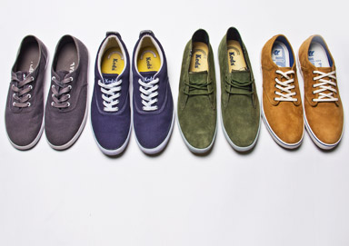 Shop The Basics: Casual Shoes & Sneaks
