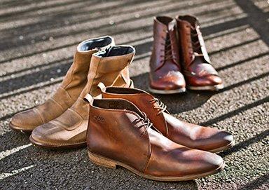 Shop Designer Boots & Shoes