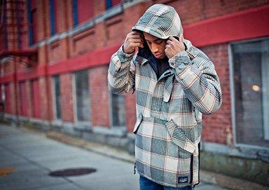 Shop Analog + Durkl: Jackets & More