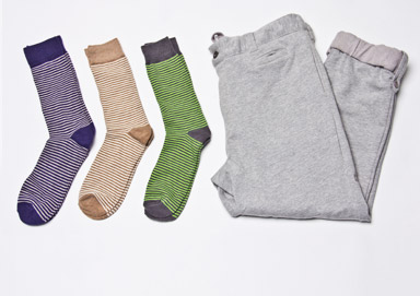 Shop The Basics: Socks Lounge & Underwear