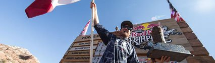 Kurt Sorge Claims Victory at 2012 Red Bull Rampage