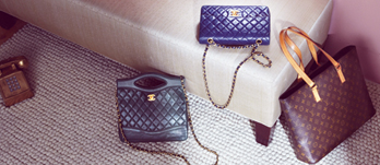 Chanel Hermes & Louis Vuitton