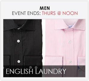 ENGLISH LAUNDRY - Men's