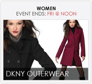 DKNY OUTERWEAR - Ladies