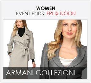 ARMANI COLLEZIONI - Ladies