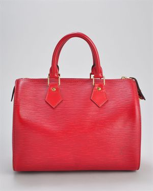 Louis Vuitton Speedy 25 $629