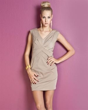 Explosion Bodycon Interlaced Dress $35