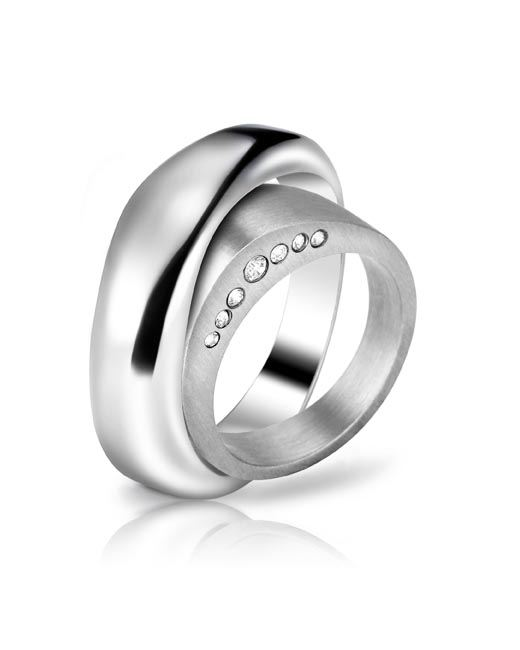 Breil Logo Ring $69