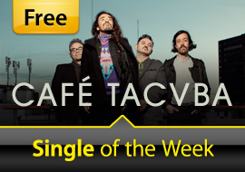 Single of the Week: Cafe Tecvba - Free