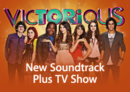 Victorious - New Soundtrack + TV Show