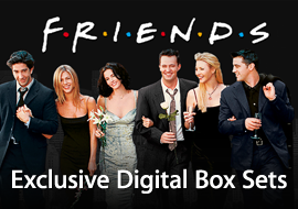 Friends - Exclusive Digital Box Sets