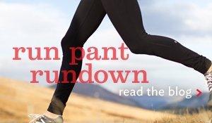 run pant rundown blog