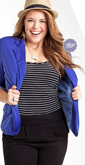 Shop Look - Jr Plus At Wet Seal