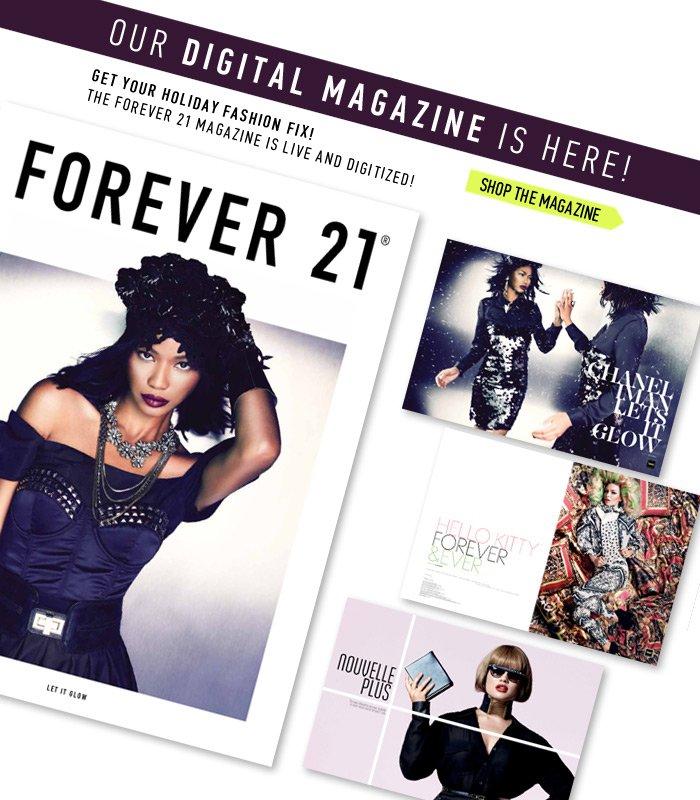 Shop Our Digital Magazine