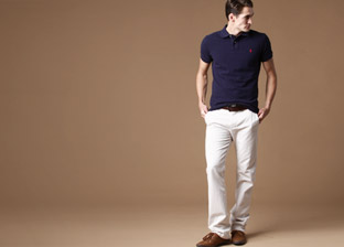 Men's Polo Shop Featuring Armani, Burberry, Ralph Lauren