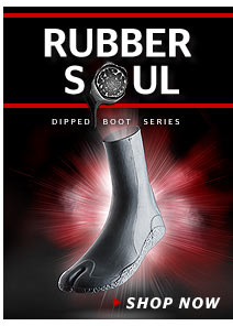 Rubber Soul - Dipped Boot Series