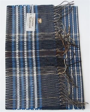 Vivienne Westwood Plaid Scarf - Made in Italy $49