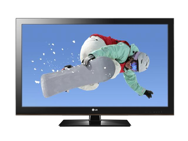 LG 47 Inch 3-D Ready 1080p 60Hz LCD HDTV 47CM565