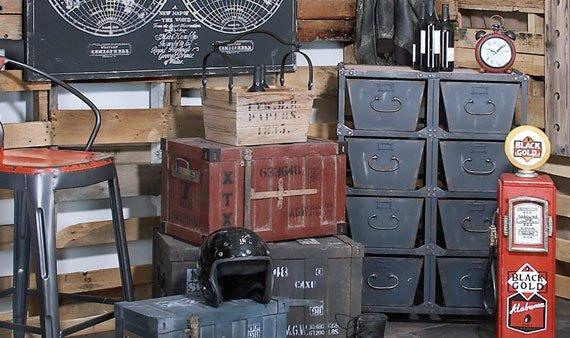 Rustic Vintage Furniture   - Visit Event