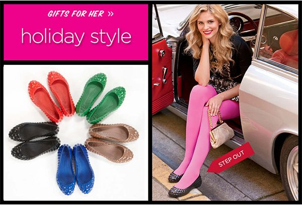 Gifts For Her - holiday style