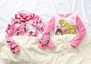 Character Sleepwear: Disney Princesses, Hello Kitty & More