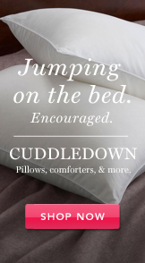 Cuddledown. Shop Now.