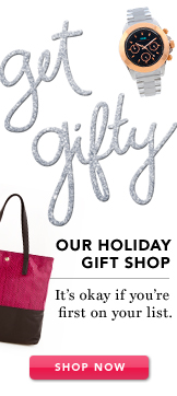 Get Gifty. Shop Now.