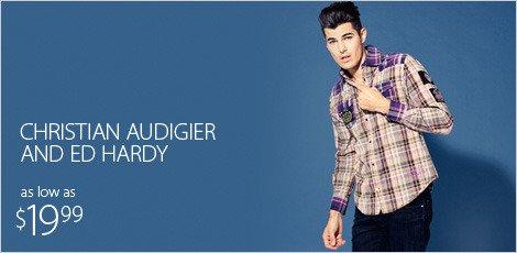 Christian Audigier & Ed Hardy