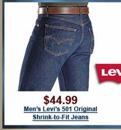 $44.99 Levi's 501