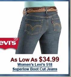 $34.99 Levi's 518