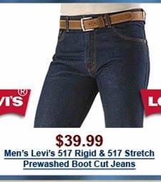 $39.99 Levi's 517