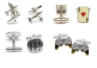 Shop All New Novelty Cufflinks & More