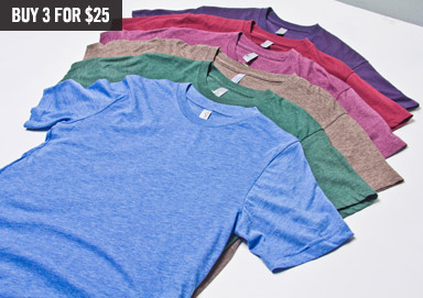 Shop The Basics: Tees & Vees
