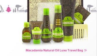 Macadamia Travel Set