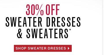 Shop Sweater Dresses
