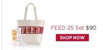 Feed 25 Set
