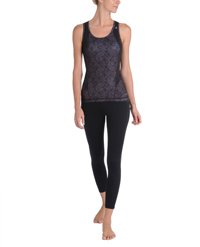 Laced-Up Collection Tank