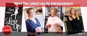 Meet The Latest Leg Up Entrepreneurs! Go!