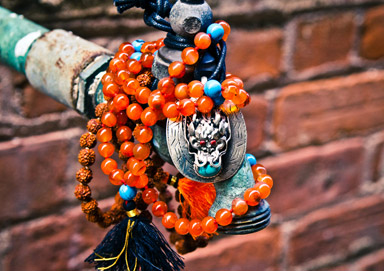 Shop Karma Mantra Stone Jewelry