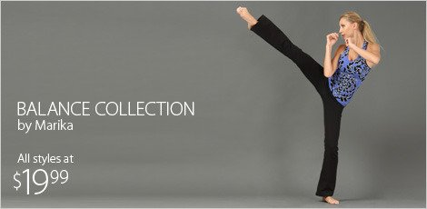 balance collection by marika