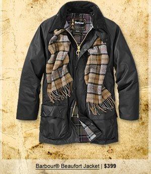 Barbour Beaufort Jacket | $399