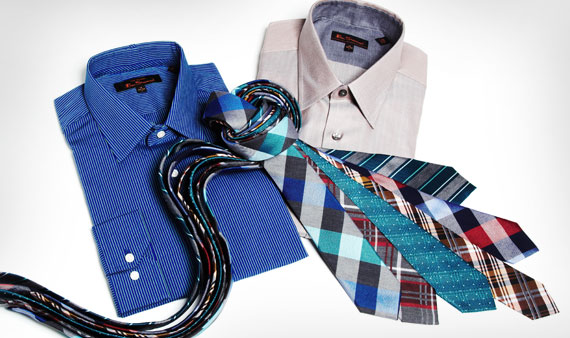 Ben Sherman Shirts and Ties- Visit Event