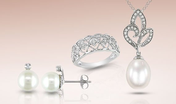 Forever Jewels: Diamonds & Pearls    - Visit Event