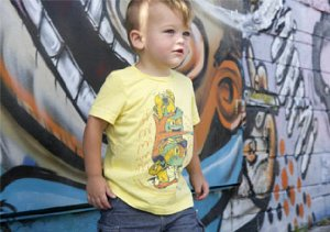 Exhibit Kids: Clothing for the Bold and Fun Child