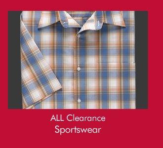 ALL Clearance Sportswear