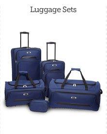 Skyway Montlake 5 Piece Luggage Set - EXCLUSIVE