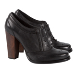 Paul Smith Shoes - Black Harlow Shoes